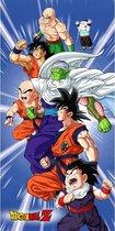 Strandlaken - Dragon Ball Z 70 x 140 cm 100% katoen