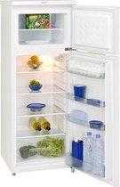 Dubbeldeurs koelkast - Exquisit kgc271-200F
