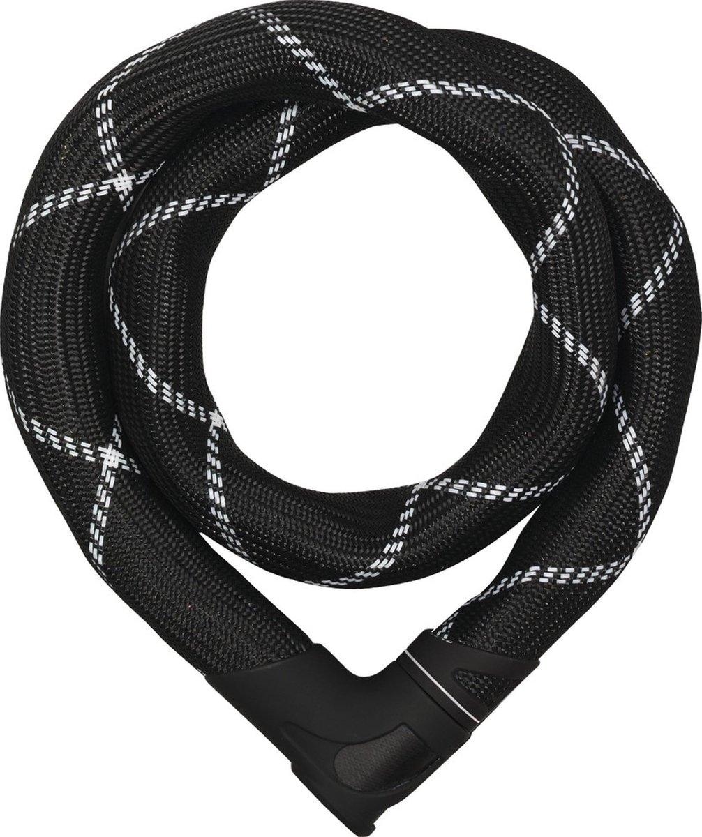 ABUS Iven Chain 8210 Kettingslot - ART2 - 110 cm - Zwart