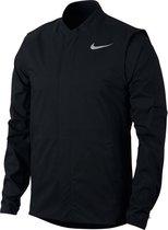 Nike Heren Hypershield Waterdicht Jasje (Zwart)