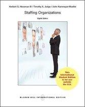 Boek cover Staffing Organizations van Herbert Heneman Iii (Paperback)
