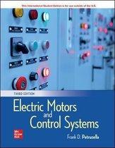 Boek cover ISE Electric Motors and Control Systems van Frank Petruzella