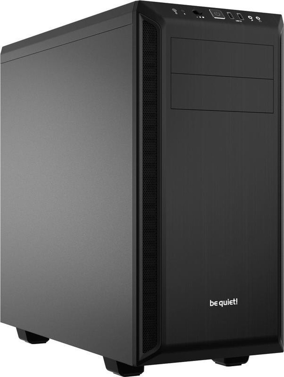 Workstation / Zakelijke PC – Intel i9 10900K – Extra Stille Computer – 32GB RAM – 512GB SSD(NVMe) + 3TB HDD – WIFI + Bluetooth