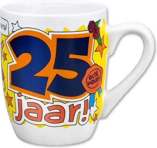 Mok - 25 Jaar - Cartoon*