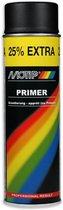 Spuitbus Primer zwart sneldrogend 500 ML voor metaal , hout, aluminium en steen - 25 % EXTRA