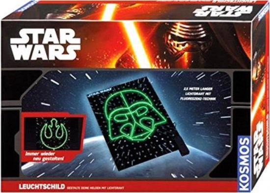 Afbeelding van het spel Star Wars Led Draad - the mandalorian - squadrons - rise of skywalker - lightsaber - dvd - speelgoed - Viros