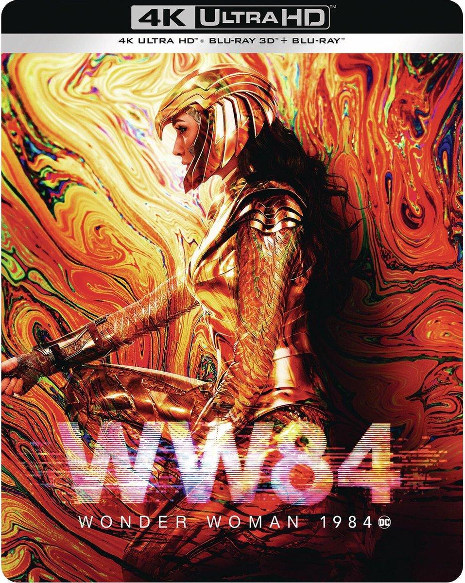 Wonder Woman 1984 (Steelbook) (4K Ultra HD Blu-ray)-