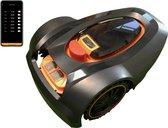 Zoef Robot Robotmaaier Berta met APP MR18ZW Voor gazons tot 600 m2 -Eenvoudig in gebruik-