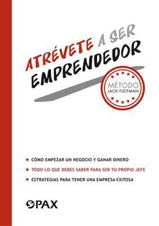 Atrevete a Ser Emprendedor