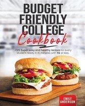 Budget Friendly College Cookbook