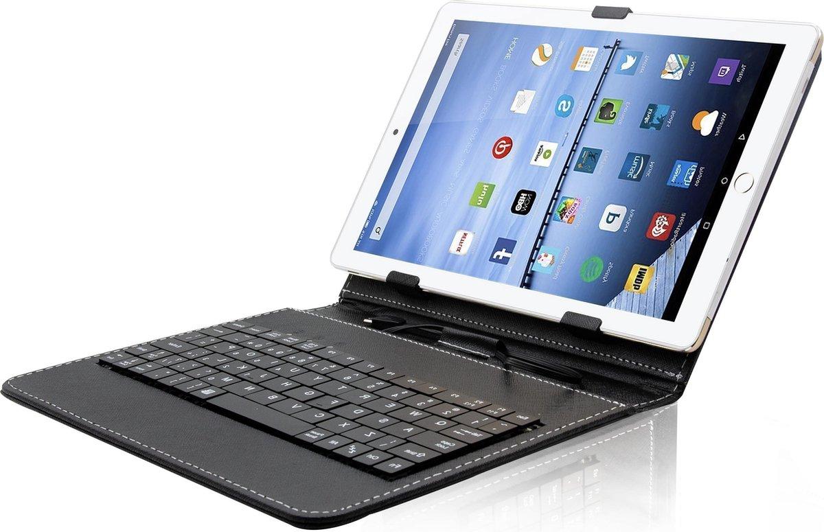 Kindertablet Pro - Tablet 10 inch - 2 GB werkgeheugen 64 GB opslag - Android 9.0 - Kinder tablet - vanaf 5 jaar - tablets kinderen - kids tablet - Scherp HD beeld - leerzame voor kinderen - Wifi Bluetooth - voor-achter camera - uitstekende batterij