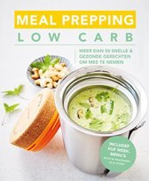 Meal prepping Low carb