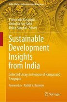 Sustainable Development Insights from India