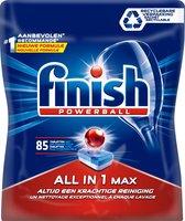 Bol.com-Finish All in 1 Max Regular Vaatwastabletten - 85 Tabs-aanbieding