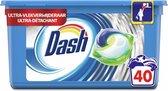 Dash Platinum Wasmiddel Pods + Ultra Vlekverwijderaar - 3x40 Wasbeurten - Halfjaarbox