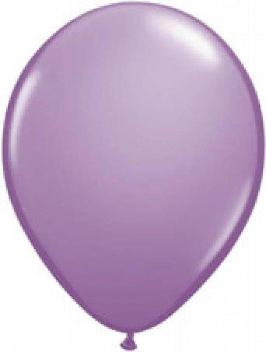Ballonnen 100 stuks Metallic Lila
