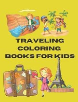 Traveling Coloring Books For Kids