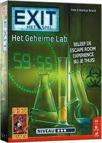 EXIT - Het Geheime Lab Breinbreker