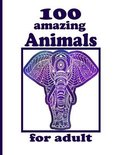 100 amazing Animals for adult