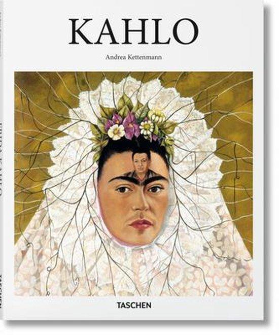 Boek cover Kahlo van Andrea Kettenmann (Hardcover)