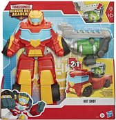 Transformers Rescue Bots Rescue Power Hot Shot