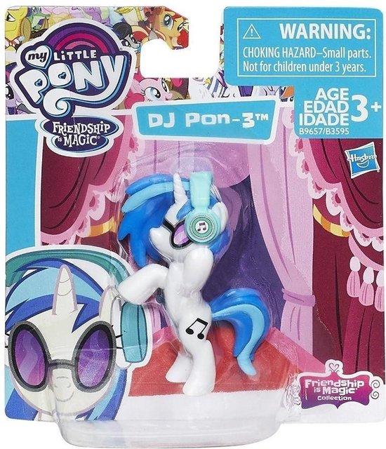 My Little Pony figuurtjes Story Pack - DJ-Pon - Pinkie Pie - 4 CM - Voordeelbundel