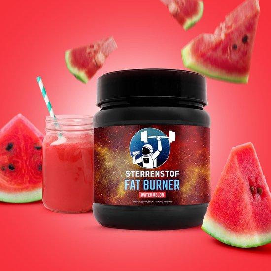 Sterrenstof Fat Burner - Watermeloen - 50 servings - Poedervorm - Afvallen