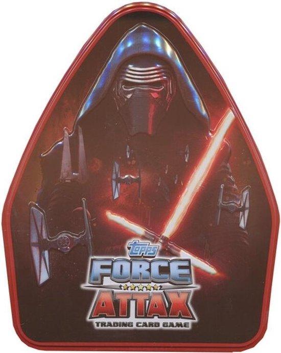 Afbeelding van het spel Star Wars - Force Attax - Trading Card Game