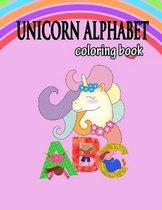 unicorn alphabet coloring book