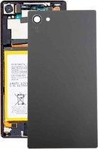 Originele batterij cover voor Sony Xperia Z5 Compact (zwart)