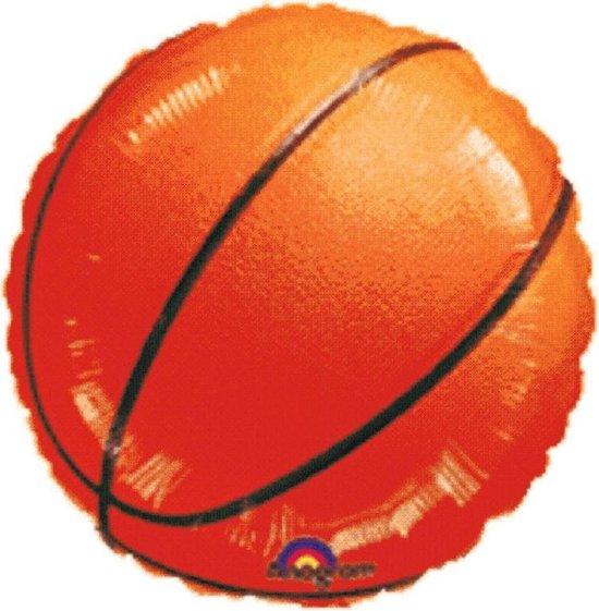 AMSCAN - Folie ballon basketbal - Decoratie > Ballonnen