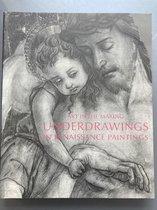Underdrawings in Renaissance Paintings