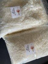 Soja was - 2 kg - soy wax om zelf kaarsen te maken - ecologische sojawas