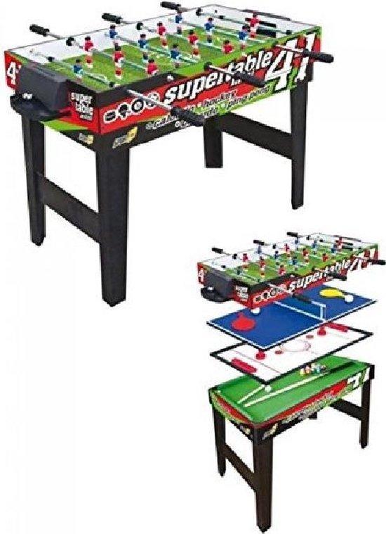 Afbeelding van het spel Sport1 - Speeltafel - 4-in-1