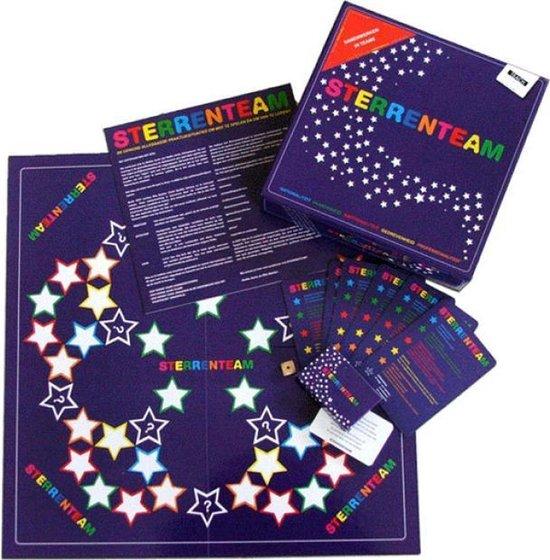 Afbeelding van het spel Sterrenteam Bordspel - Teach Support - Bordspellen - Jongerenversie - Educatief - Vanaf 12 Jaar - Samen Leren - Kennis - Motivatie - Inspiratie - Plezier