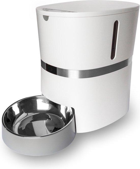 PD-S77 Automatische Voerbak voor Katten, Honden en andere Huisdieren | Instelbaar Voedingsschema voor je Huisdier