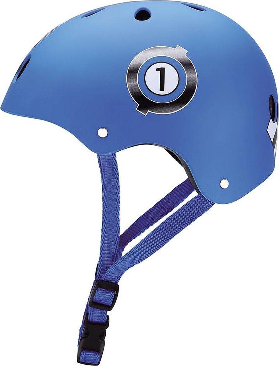 Globber Skatehelm - Blauw - 48-51 cm