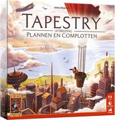 Tapestry Uitbreiding: Plannen en Complotten Bordspel