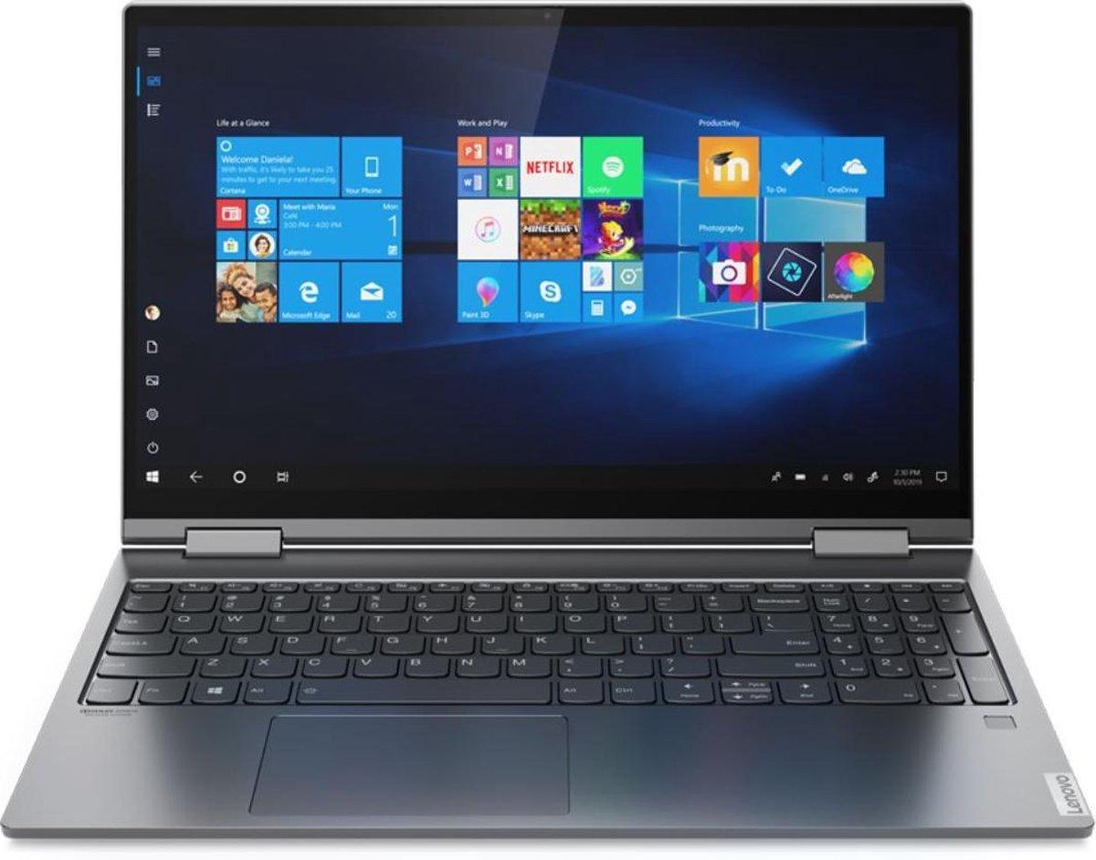 Lenovo Yoga C740 81TD002MMH - 2-in-1 laptop - 15.6 inch