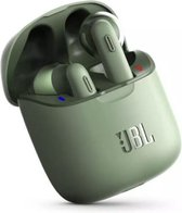 JBL Tune 220TWS - Volledig draadloze oordopjes - Groen