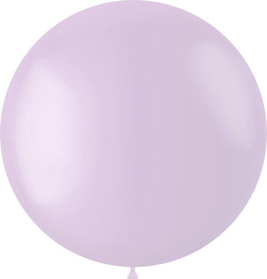 Lila Ballon Powder Lilac 80cm