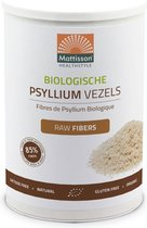Mattisson Psyllium Biologisch Raw