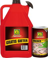 KB mieren poeder wateroplosbaar inclusief gratis gieter