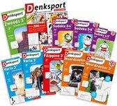 Denksport Puzzelboeken pakket