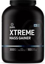 Xtreme Mass Gainer 3000gr Aardbei