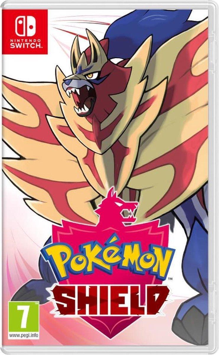 Pokémon Shield - Switch