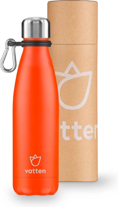 Vatten Thermosfles Oranje