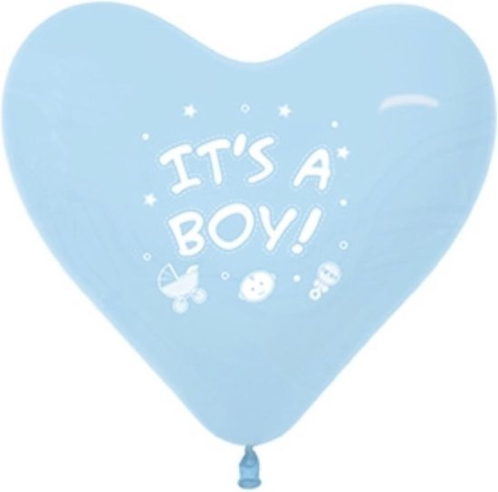 Babyshower jongen ballonnen It