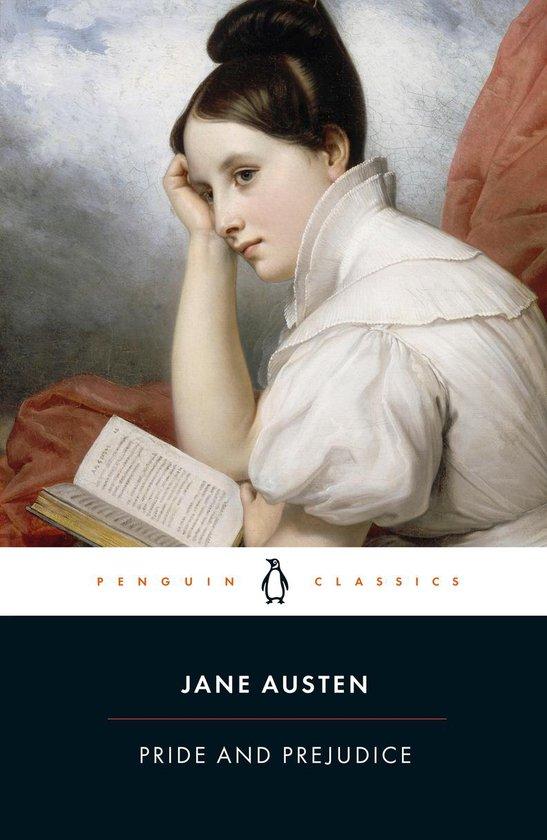 Boek cover Pride and Prejudice van Jane Austen (Paperback)