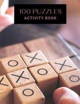 100 Puzzles Activity Book